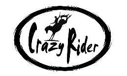 Crazy Rider Reithose-Logo